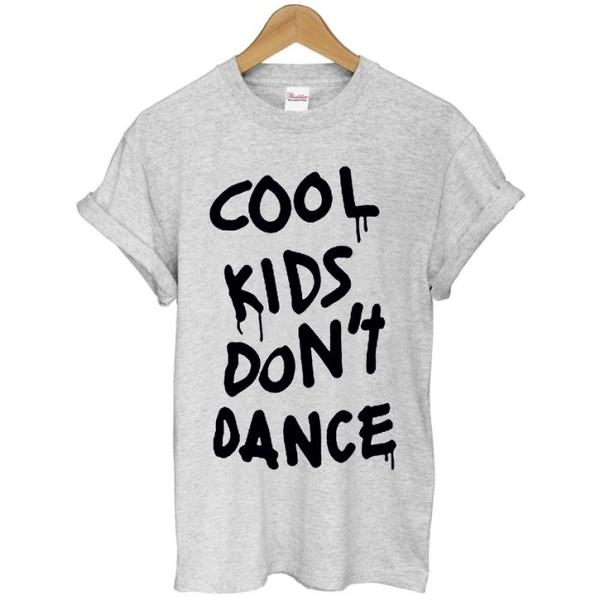 COOL KIDS DONT DANCE短袖T恤-2色 Zayn同款一世代One Direction 1D t 390