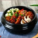 【男人幫】F1053-2*韓國有邊陶鍋 附贈專屬耐高溫塑膠鍋底