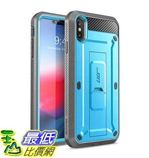 手機保護殼 iPhone Xs Max Case, SUPCASE [Unicorn Beetle Pro Series] Full-Body Rugged Holster Case