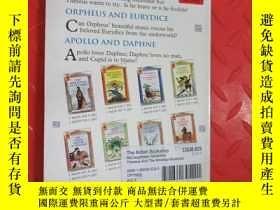 二手書博民逛書店the罕見seus and the minotaur 共47頁Y