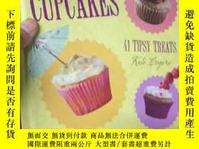 二手書博民逛書店Intoxicated罕見Cupcakes: 41 Tipsy
