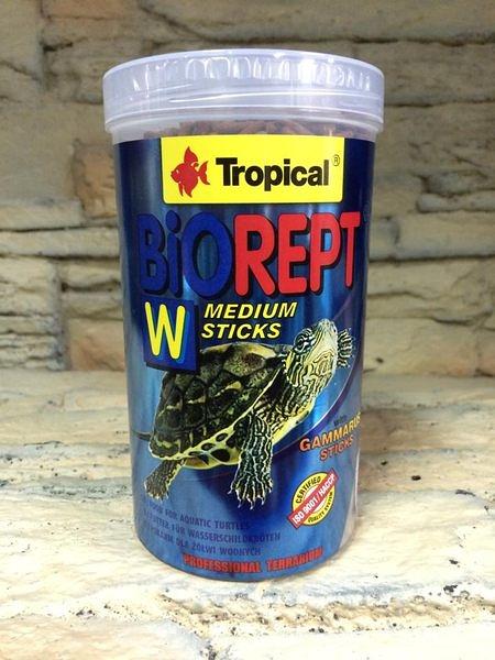 【西高地水族坊】Tropical德比克 高蛋白烏龜成長主食(澤、水龜專用) 500ml