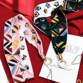 少女風寬版手機絲巾掛繩寬帶不勒脖通用繩蘋果X 8p76通用吊繩韓版 英雄聯盟