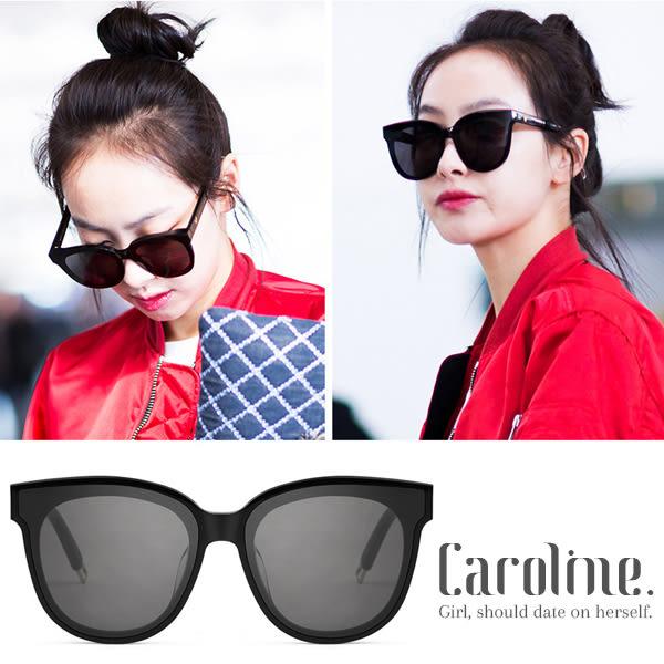 《Caroline》★年度最新.藍色海洋的傳說明星同款抗UV太陽眼鏡 69328