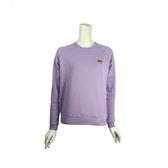【KENZO】鋪棉小虎頭長袖上衣 (粉紫色) 2SW796950 66