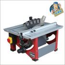 全功能小型 8寸木工台鋸 可調高度和角度