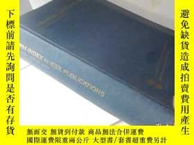 二手書博民逛書店1994罕見Index to IEEE Publications