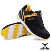 PAMAX帕瑪斯極品: 獨家首創【專利止滑鞋底】兼具運動、休閒、慢跑鞋功能-PP369-BWY-女