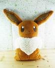 【震撼精品百貨】神奇寶貝_Pokemon~絨毛娃娃附毛毯-小精靈