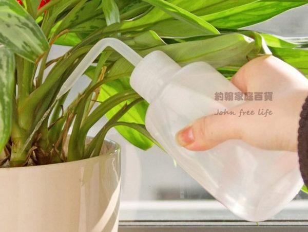 約翰家庭百貨》【XR080】擠壓式尖嘴澆水瓶 長嘴澆水器 居家迷你小盆栽多肉植物專用噴壺