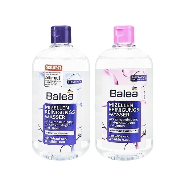 德國 Balea 溫和保濕卸妝水(400ml) 款式可選【小三美日】