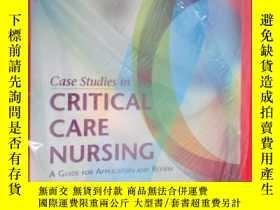 二手書博民逛書店Case罕見Studies in Critical Care N