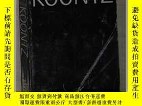 二手書博民逛書店英文原版罕見Odd Thomas by Dean Koontz