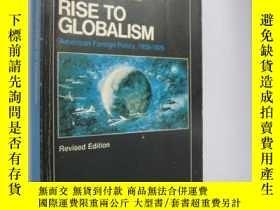 二手書博民逛書店Rise罕見to Globalism (Revised edit