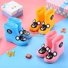 兒童雨鞋水鞋男童女童寶寶卡通雨靴防滑雨鞋套小孩幼兒膠鞋