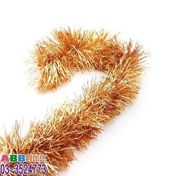 A1383-1_聖誕彩條_9*200cm_淺古銅#聖誕派對佈置氣球窗貼壁貼彩條拉旗掛飾吊飾