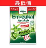 ◆最低價◆德國索丹潤喉糖(尤加利薄荷)75g+東禾德國百靈油 5ml*2[美十樂藥妝保健]