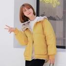 羽絨棉服女短款冬季2019新款韓版ins面包服棉襖寬鬆加厚棉衣外套『潮流世家』