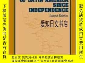 二手書博民逛書店【罕見】The Economic History Of Latin America Since Independe