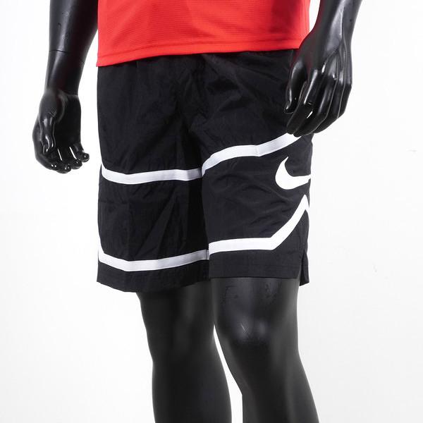 Nike Throwback Short [CT4622-010] 男 籃球褲 運動短褲 休閒 輕量 快乾 大勾 黑白