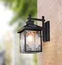 光控太陽能壁燈戶外