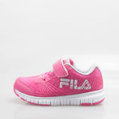 FILA  輕量MD 慢跑鞋-桃銀 2-J422R-228