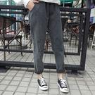 寬鬆哈倫牛仔褲【A-8114】...