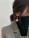 耳環 夸張設計大耳環2020年新款潮復古氣質高級感耳夾無耳洞耳飾女 曼慕衣櫃