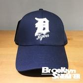 創信 MLB 老虎隊 深藍 後扣調整帽 老帽 男女款 (布魯克林)  5732011580