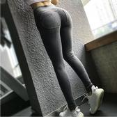 現貨 高腰提臀牛仔褲女翹臀彈力緊身運動性感褲【毒家貨源】