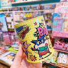 正版 蠟筆小新 野原新之助 小圓存錢筒 收納罐 存錢筒 儲蓄罐撲滿 超人款 COCOS FG660