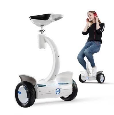 Airwheel愛爾威S8 mini 站坐兩用 智慧雙輪 電動遙控代步平衡車  99一件免運