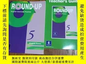 二手書博民逛書店Round-up:罕見Students Book Bk. 5: