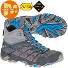 Merrell 77491 Moab FST 2 Mid Gore-Tex 男GTX運動健行鞋 登山鞋/郊山鞋/健走慢跑鞋