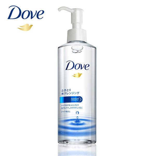 多芬水氧淨透卸妝水