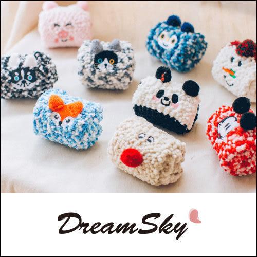 兒童 加厚 珍珠 珊瑚絨 聖誕 動物襪 襪子 小朋友 女童 男童 短襪 保暖 聖誕 交換禮物 DreamSky