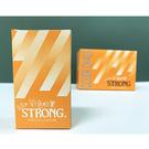 STRONG 自強牌 彩色粉筆 柑色 40支入