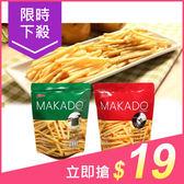 MAKADO 麥卡多薯條(27g) 鹽味/海苔【小三美日】原價$25