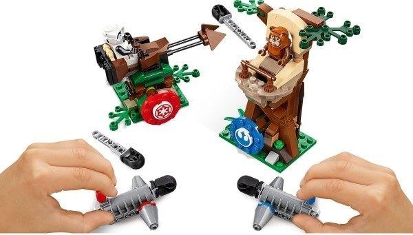 【LEGO樂高】STAR WARS 攻打恩多行動之戰 #75238