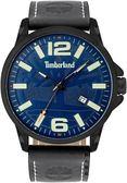 Timberland 踢不爛 時尚手錶 (TBL.15905JYU/03-G) 藍