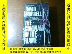 二手書博民逛書店DAVID罕見MORRELL THE COVENANT OF THE FLAME(請看圖, 放在下面)Y187