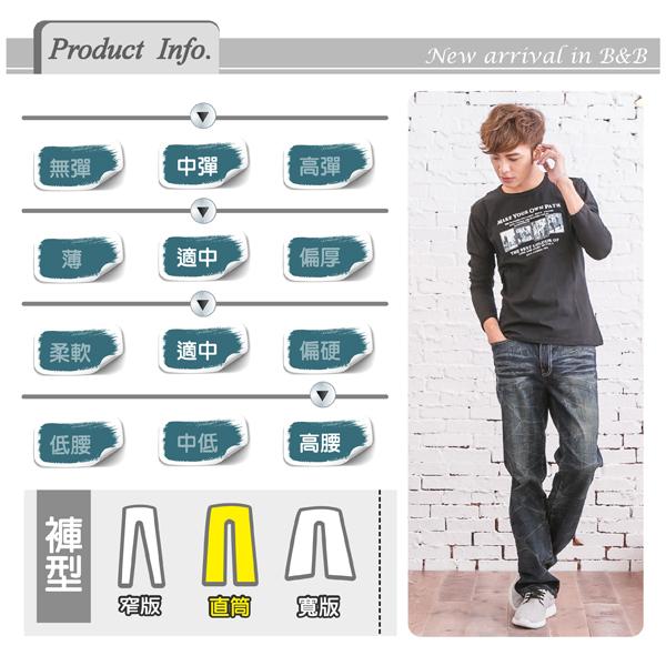 台灣製造職人鬼洗牛仔褲