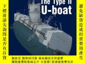 二手書博民逛書店Super罕見Drawings 16020.The Type II U-Boat (Slight damage)-