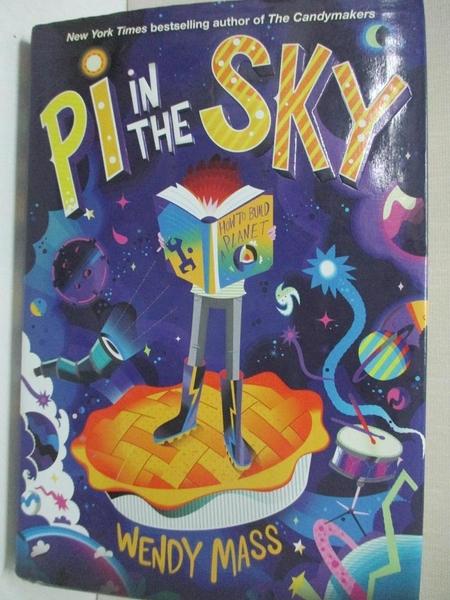 【書寶二手書T7/原文小說_GI2】Pi in the Sky_Mass, Wendy