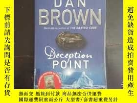 二手書博民逛書店Deception罕見POINTY271632 DAN BROW
