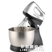 打蛋器 打蛋器電動家用台式小型烘焙自動打蛋機打奶油打發器奶蓋機攪拌器 果果新品NMS