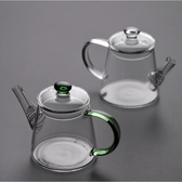 【玻璃濾壺】功夫茶具迷你玻璃茶壺日式家用小型過濾泡茶壺小號花茶壺