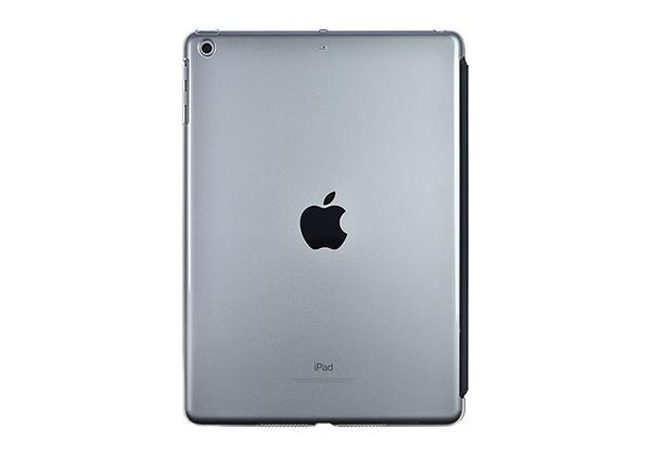 【唐吉】POWER SUPPORT iPad 9.7 專用(2018/2017版本) Air Jacket 保護殼 - 透明(可裝SmartCover)