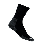 【速捷戶外】美國 Thorlos KXW 厚底登山健行襪(女款)-黑 登山/賞雪/保暖襪