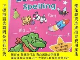 二手書博民逛書店Snappy罕見learner Spelling:快速學習者拼寫Y212829